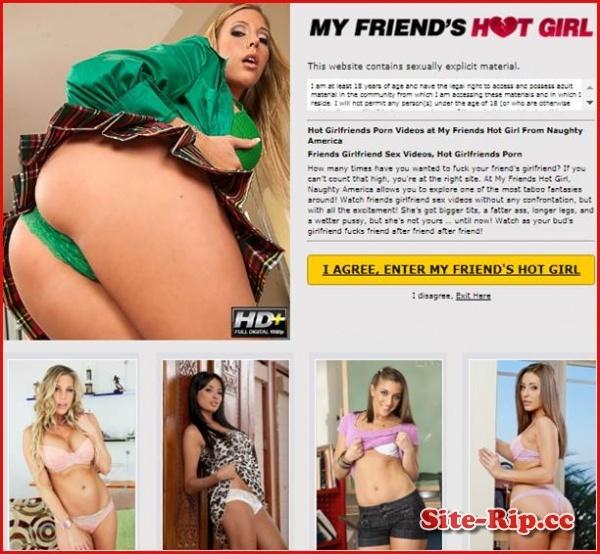 MyFriendsHotGirl.com - SITERIP