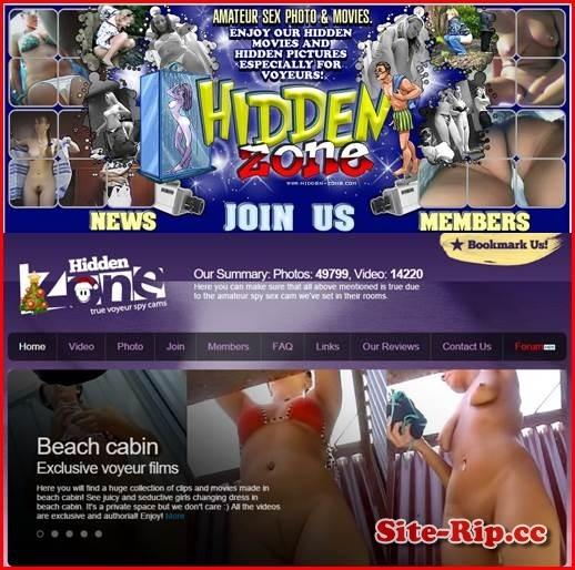 Hidden-Zone.com - SITERIP