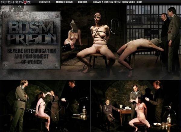 BDSMPrison.com - SITERIP