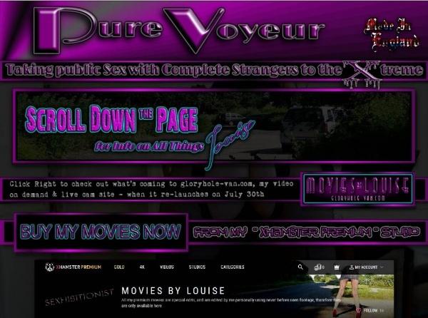 Pure-Voyeur.com - Gloryhole-Van.com - SITERIP