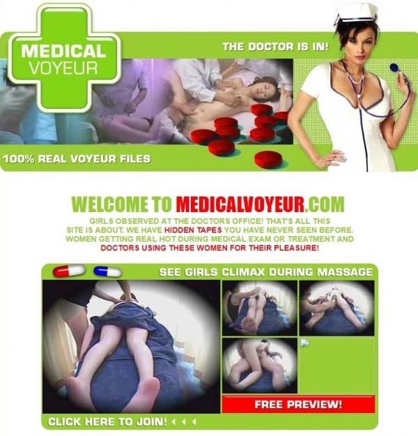 MedicalVoyeur.com - SITERIP