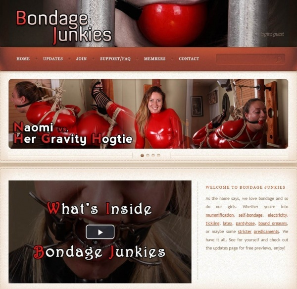 BondageJunkies.com - SITERIP