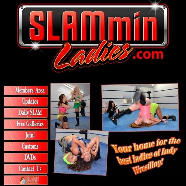 SLAMminLadies.com