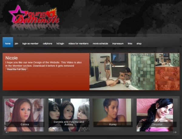 Young-Dominas.com - SITERIP