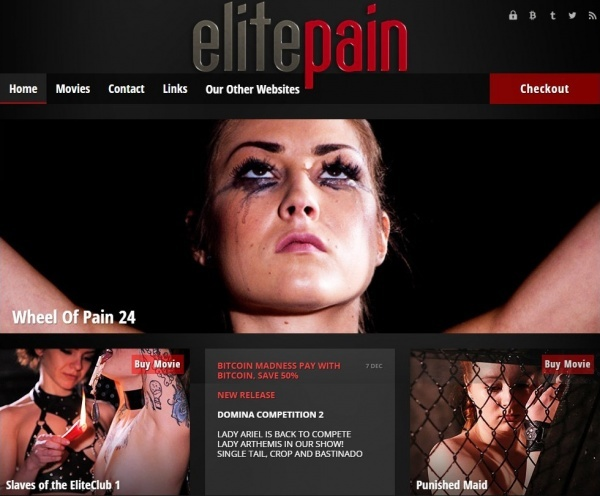 Movie elite pain Pain BDSM