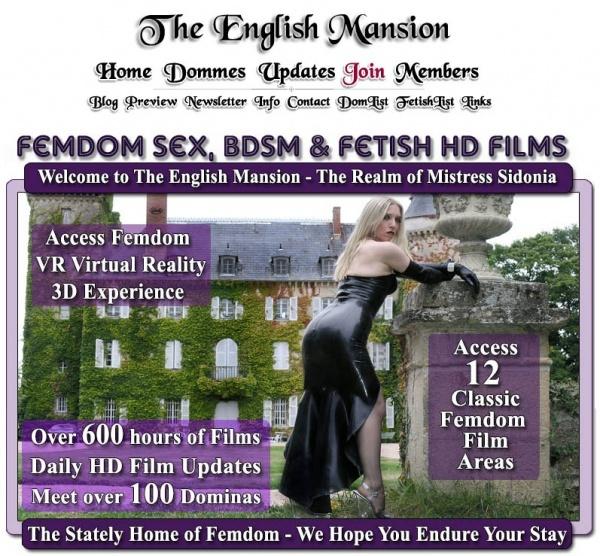 TheEnglishMansion.com - SITERIP