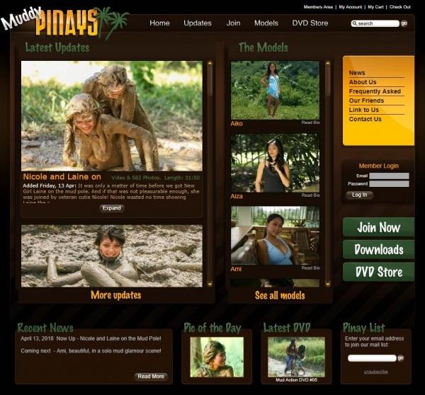 MuddyPinays.com - SITERIP