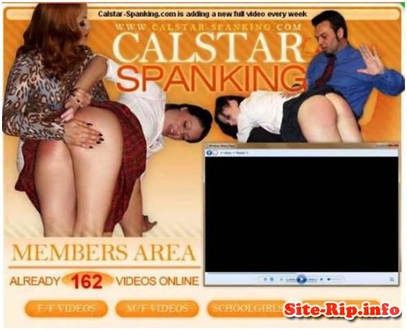 Calstar-Spanking.com - SITERIP