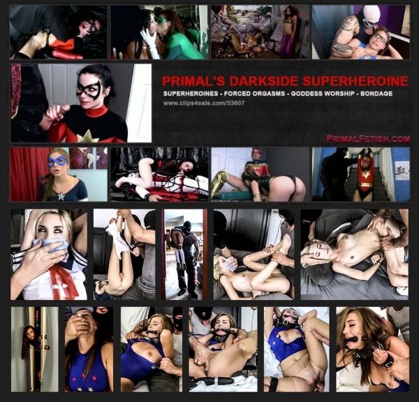 Primal's Disgraced Superheroines (Clips4Sale) - PrimalFetish.com - SITERIP