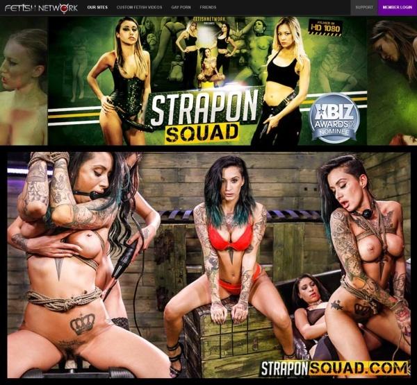 StrapOnSquad.com - FetishNetwork.com - SITERIP