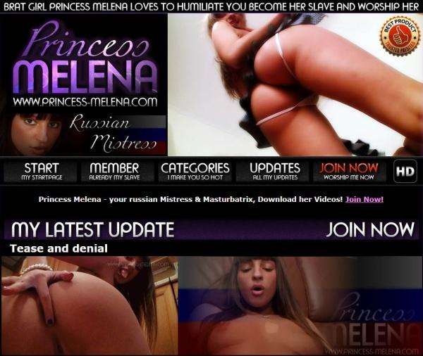 Princess-Melena.com - Princess-Melena (Clips4Sale) - SITERIP
