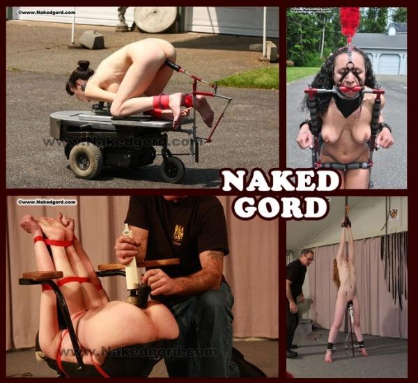 NakedGord.com - SITERIP