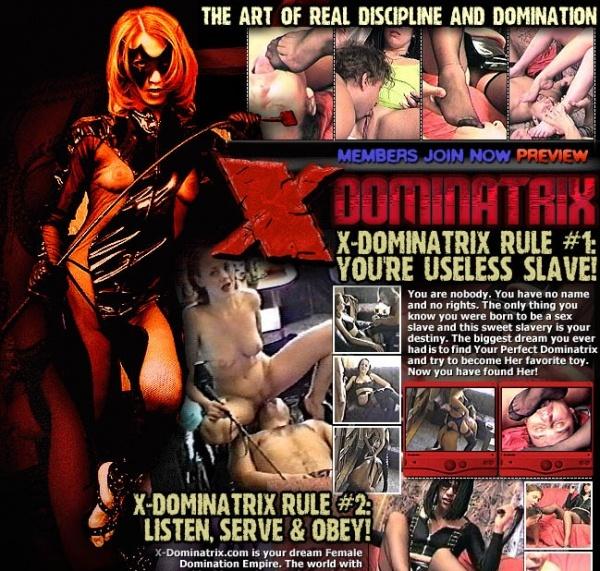 X-Dominatrix.com - SITERIP