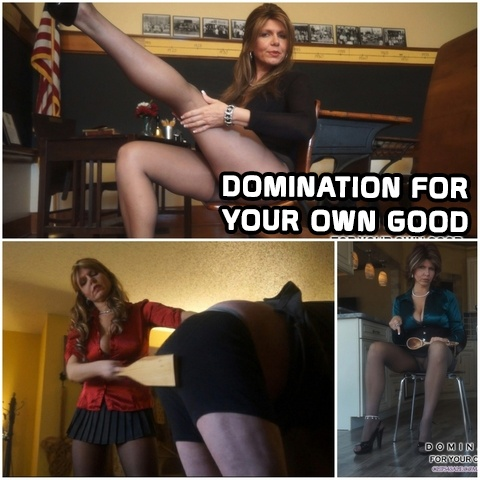 Domination For Your Own Good (Clips4Sale) - SITERIP